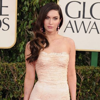 Megan Fox at the Golden Globes 2013 (Pictures)