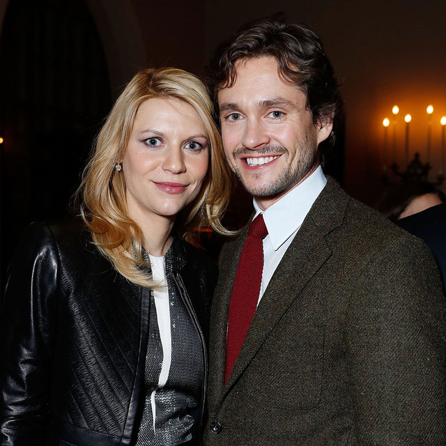 Claire Danes Post-Baby Pictures at Showtime Party