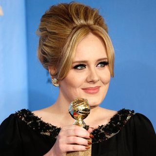 Adele Golden Globe Awards Quotes