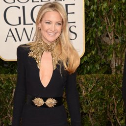 Kate Hudson | Golden Globes Red Carpet Fashion 2013