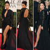 Pics of Eva Longoria in Emilio Pucci at 2013 Golden Globes