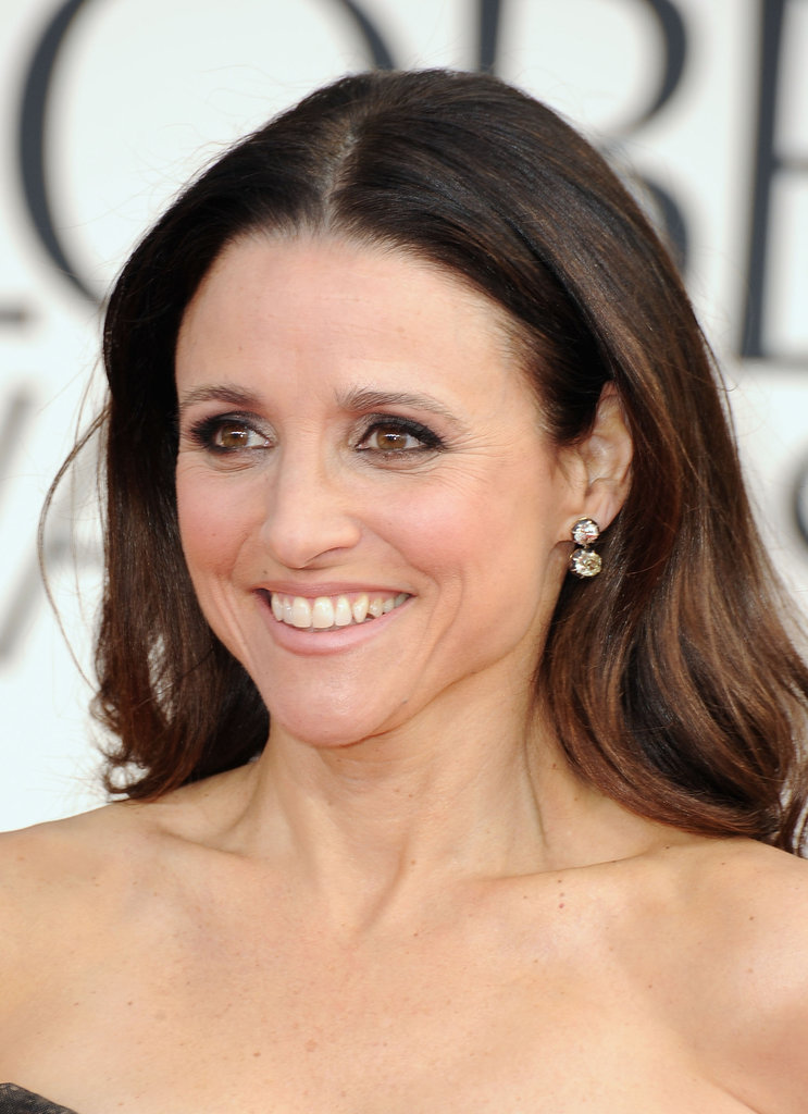 Now: Julia Louis-Dreyfus