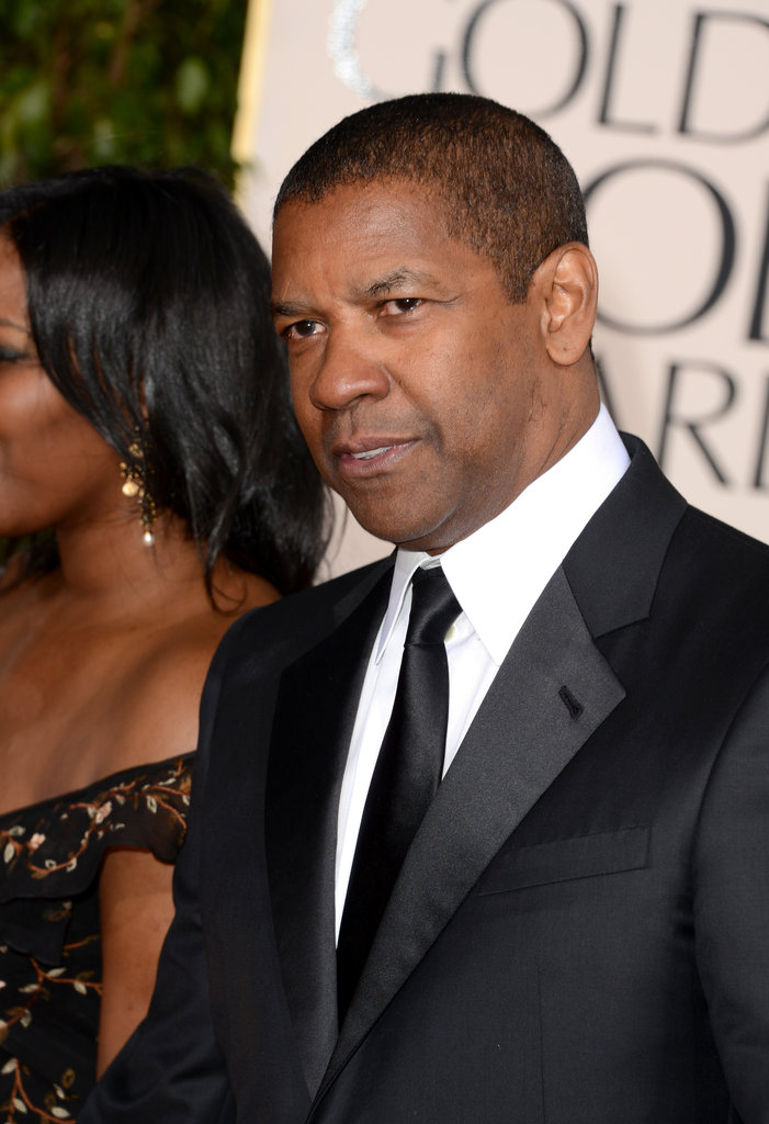Now: Denzel Washington