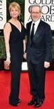 Kate Capshaw and Steven Spielberg(2013 Golden Globes Awards)