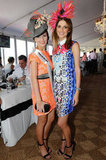 Fashions on the Field winner Georgia Gardiner & Kate Waterhouse
