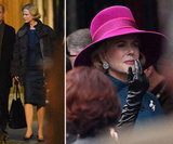 Nicole Kidman Is Full of Grace as She Heads Back to Work in Paris
