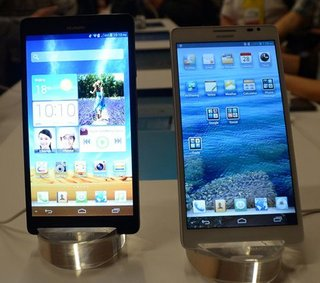 Huawei Ascend Mate Pictures