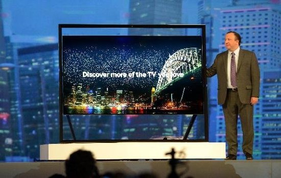 Samsung&#039;s New TV Design