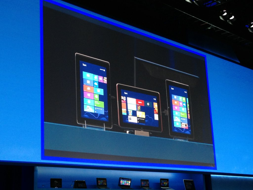 Big Future For Windows 8 and Intel