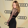Kate Bosworth Black Dress Golden Globes Party 2013 (Video)