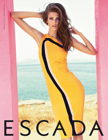 Photo courtesy of Escada