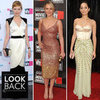 The Best Looks from the 2013 Critic's Choice Awards Past: