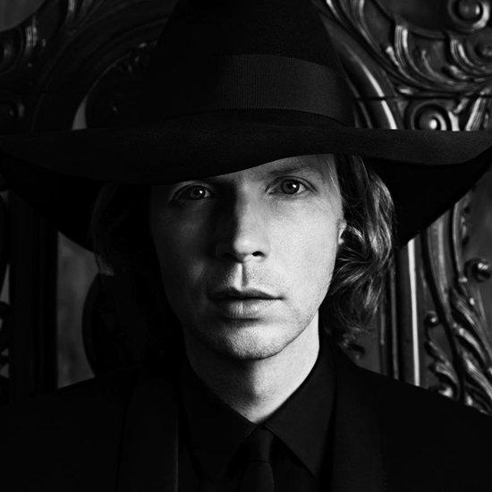 Odelay! Beck Now Moonlighting as Model For Saint Laurent