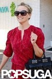 Reese Witherspoon Leaves Her LA Appointment With a Smile