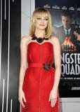 Emma Stone Is First to Wear Lanvin Pre-Fall at Gangster Squad Premiere