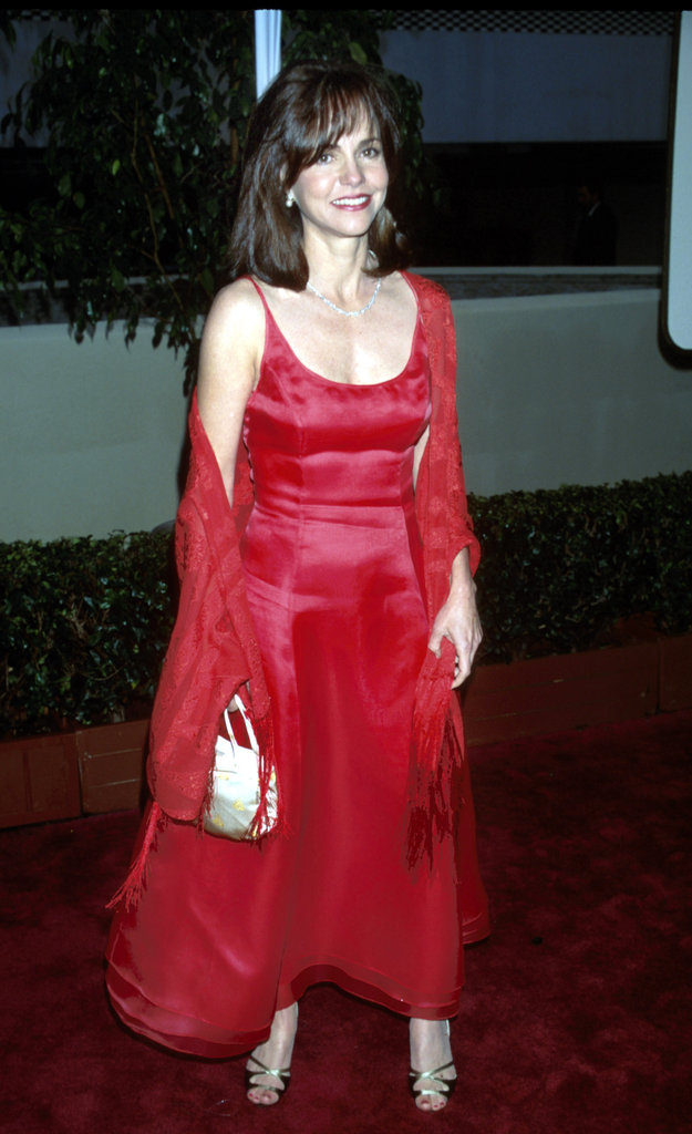 Then: Sally Field