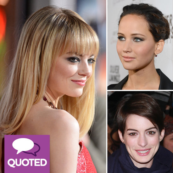Smart, Sexy Quotes From Female PCA Nominees