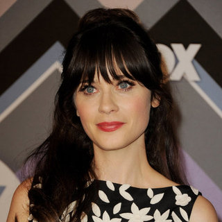How to Get Zooey Deschanel's 60s Hair