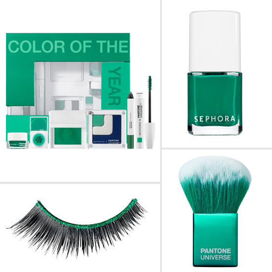 Emerald City: Preview the 2013 Sephora and Pantone Collaboration