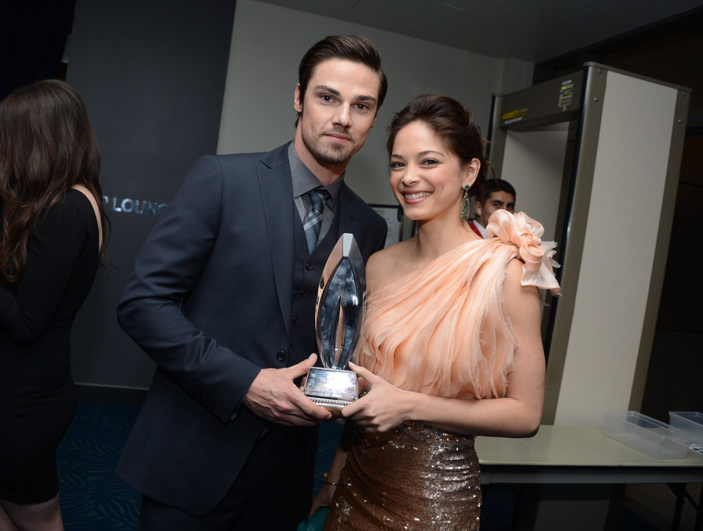 Jay Ryan and Kristin Kreuk