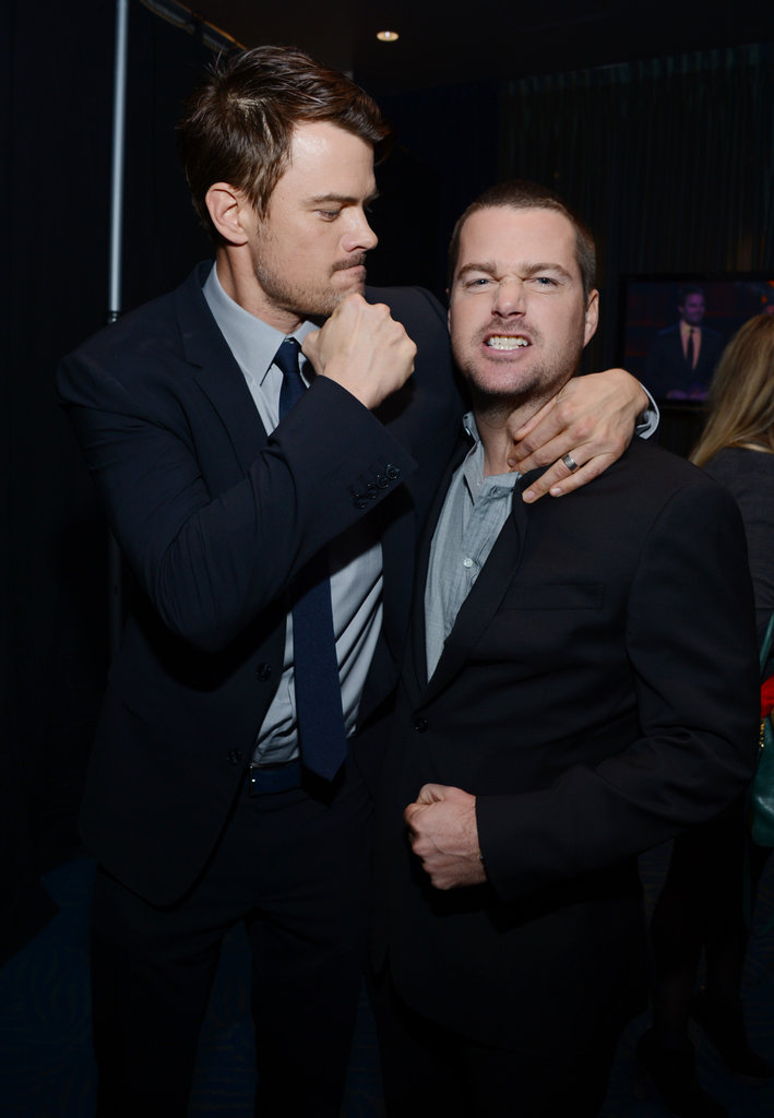 Josh Duhamel and Chris O'Donnell