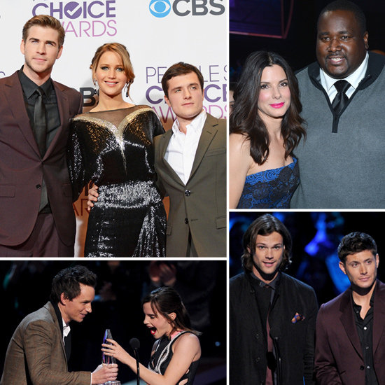 Cute Costar Moments at the People's Choice Awards