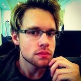 Chord Overstreet shared the final photo of his beard before shaving it off. Source: Instagram user chordover
