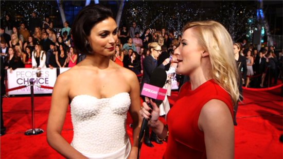 Video: Homeland's Morena Baccarin Reveals Her Hopes For Brody and Jessica