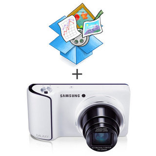 Samsung Dropbox 50GB Integration
