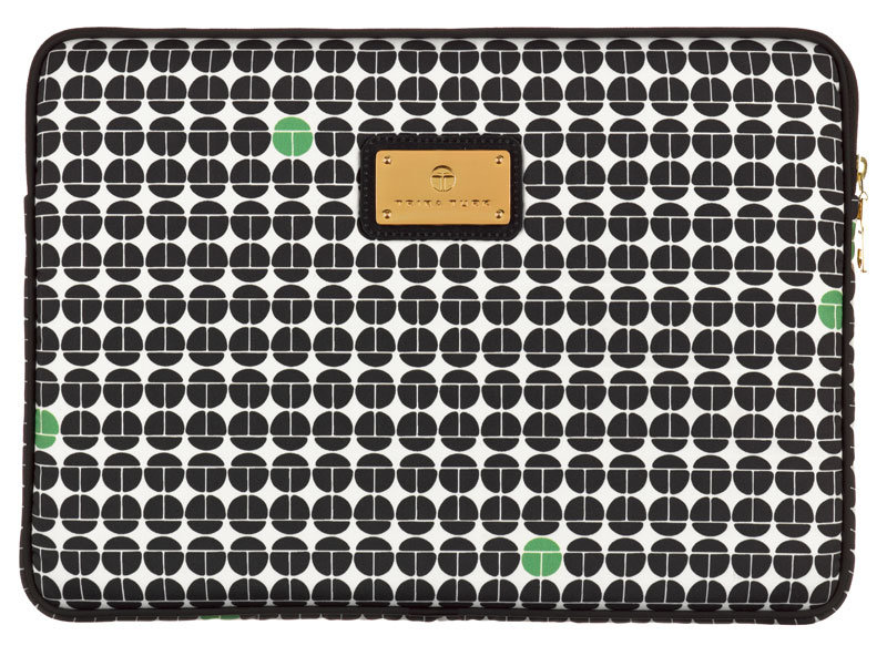 Trina Turk M-Edge Laptop Sleeve in Ladybug
