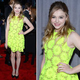 Pics of Chloe Moretz in Simone Rocha People's Choice Awards