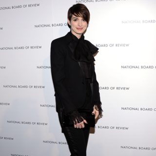 Anne Hathaway, Jessica Chastain at National Board of Review