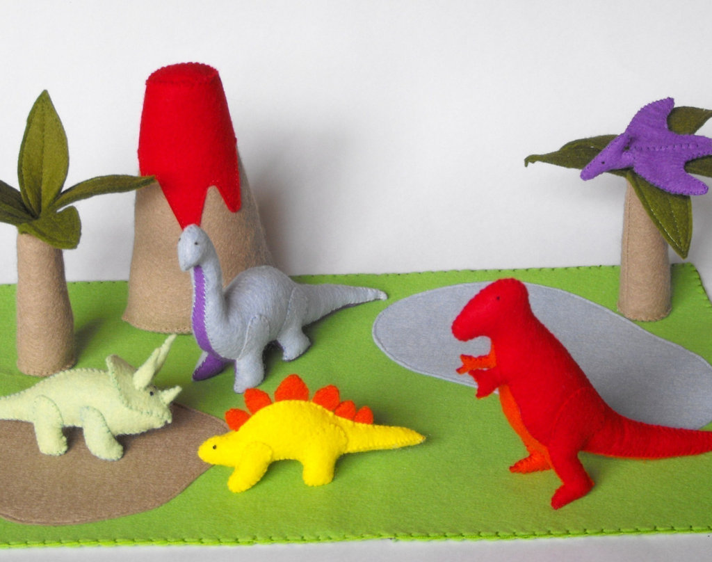 Dinosaur Toys Stuffed Animals And Clothes For Kids
