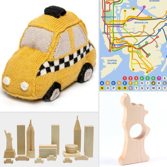 Big-City Fun! 8 Toys Inspired by NYC