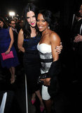 Sandra Bullock and Regina King were sweet together at the People's Choice Awards.