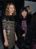 Sofia Coppola and Anna Sui
