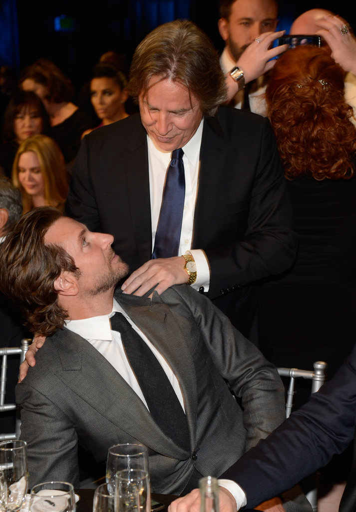 Bradley Cooper and Don Johnson