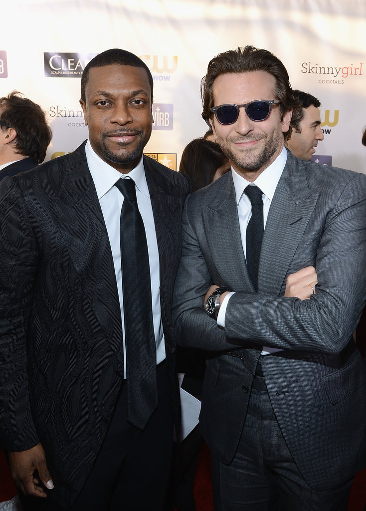 Chris Tucker and Bradley Cooper