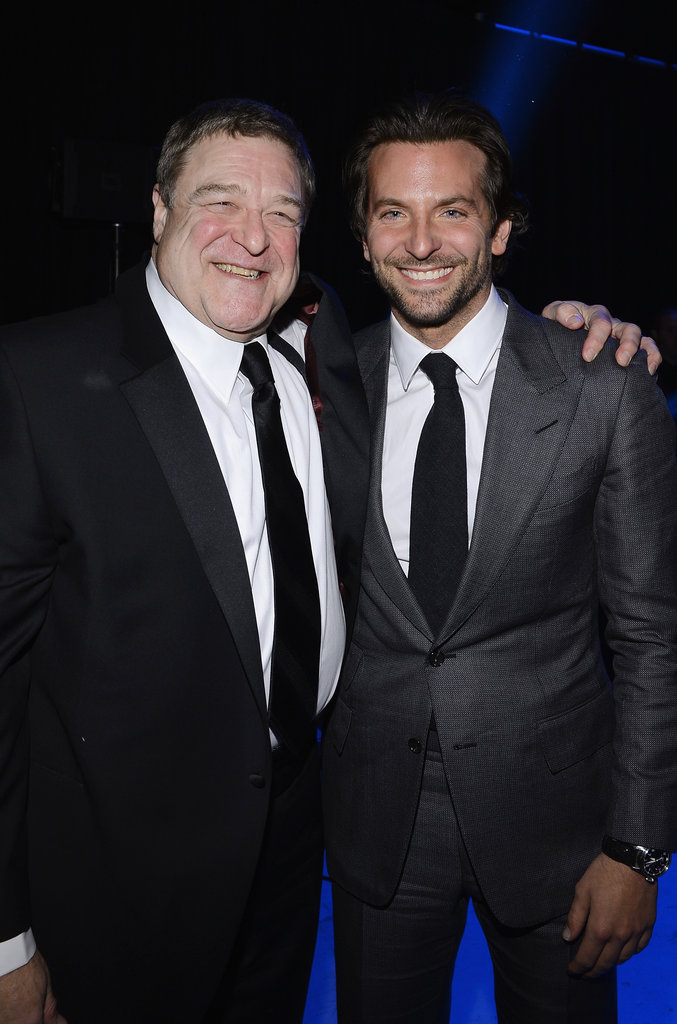 John Goodman and Bradley Cooper