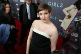Lena Dunham Brings Her Girls, and Boys, to the Girls Season 2 Premiere