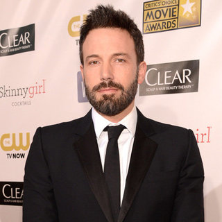 Ben Affleck at Critics' Choice Awards 2013 (Pictures)