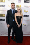 Naomi and Liev Go Dramatic at 2013 Critics' Choice Awards