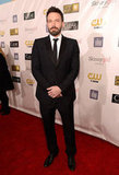 Ben Affleck stepped out for the Critics' Choice Awards in LA.