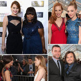 Stars Buddy Up at the Critics' Choice Awards