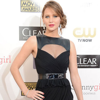 Best Dressed at Critics' Choice Awards 2013