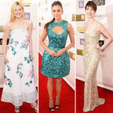 Stars Turned Up the Sparkle and Shine at the Critics' Choice Awards