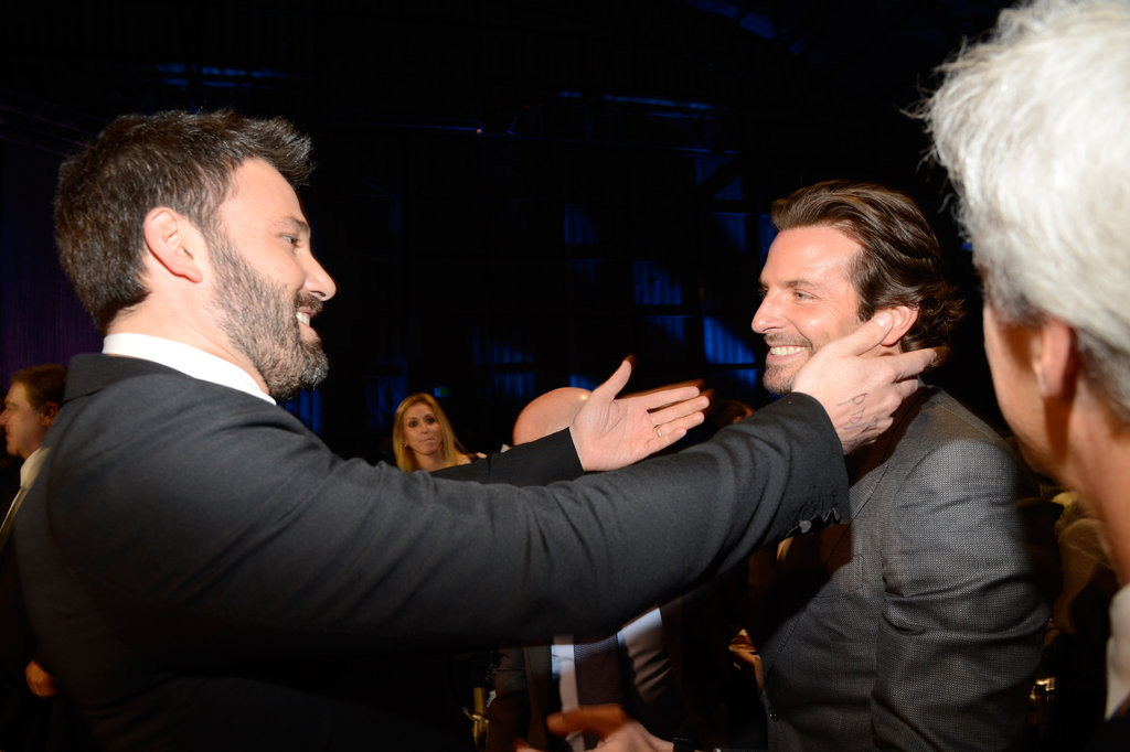 Bradley Cooper and Ben Affleck