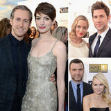 Celeb Couples Are Too Cute at the Critics' Choice Awards