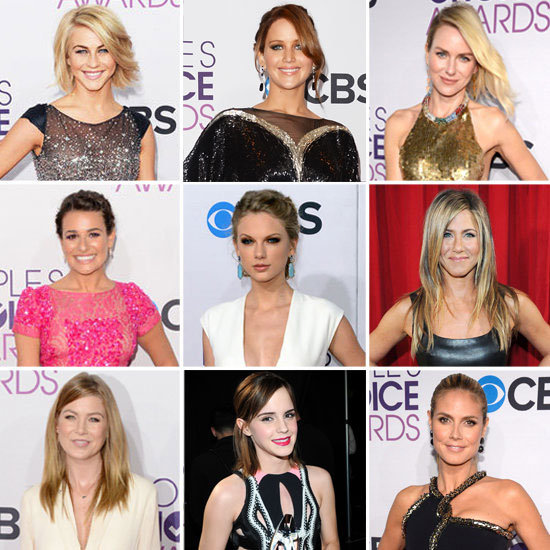 2013 People's Choice Awards 2013: Who Wore What