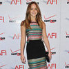 Jennifer Lawrence At AFI Awards In colourful Prabal Gurung